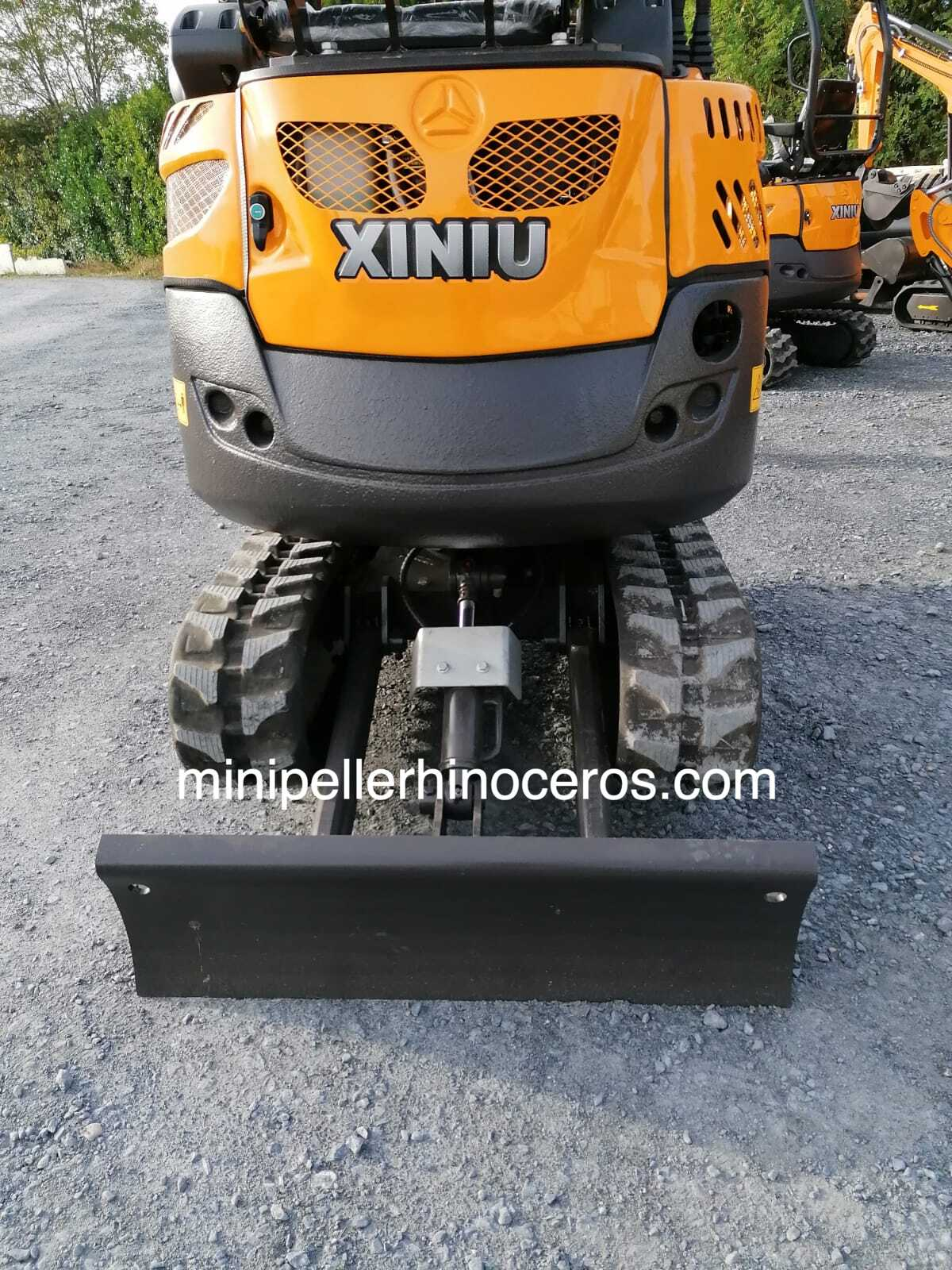 Variable track MINI Excavator RHINOCEROS XN20