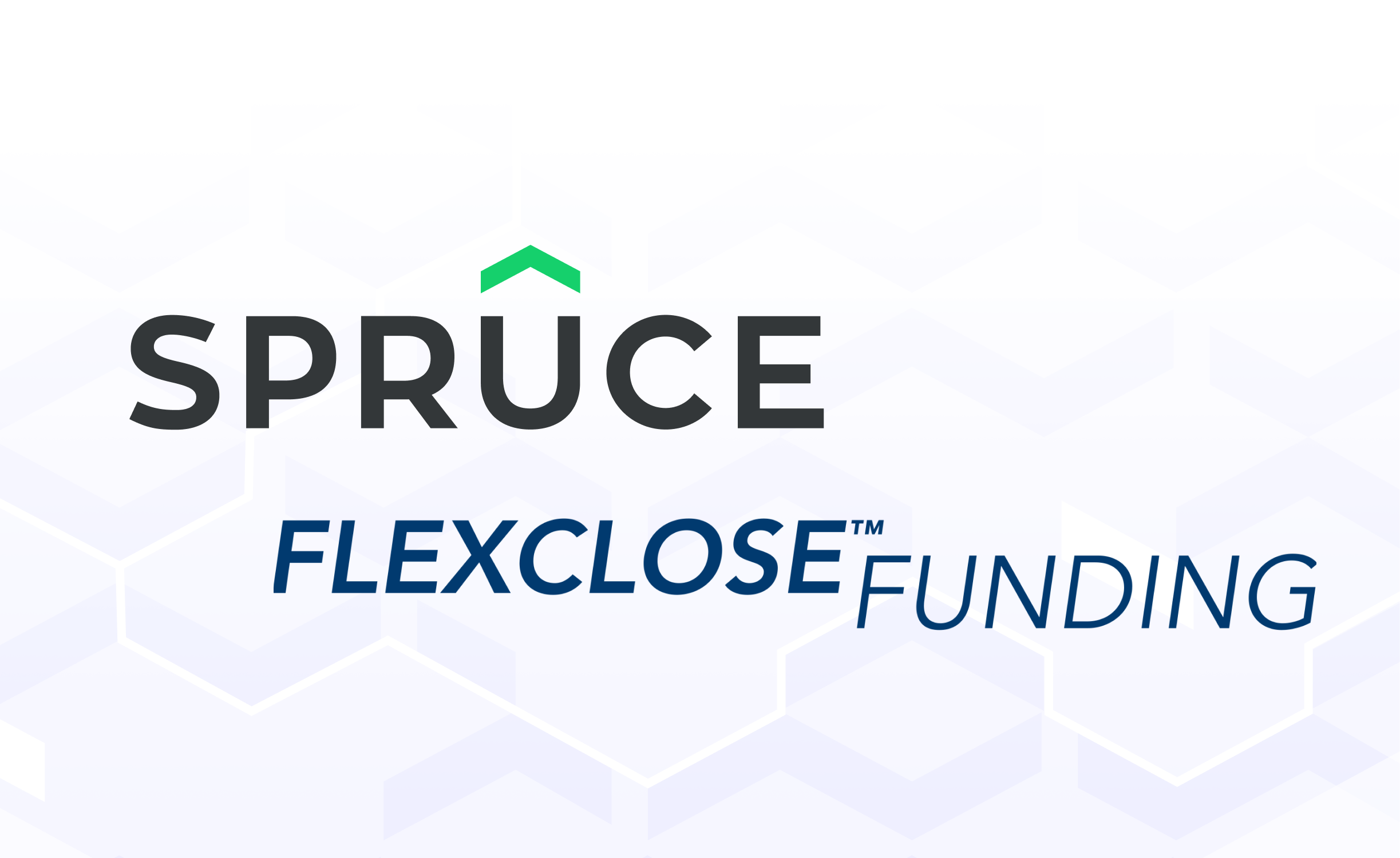 Spruce and FlexClose Co-branded Image