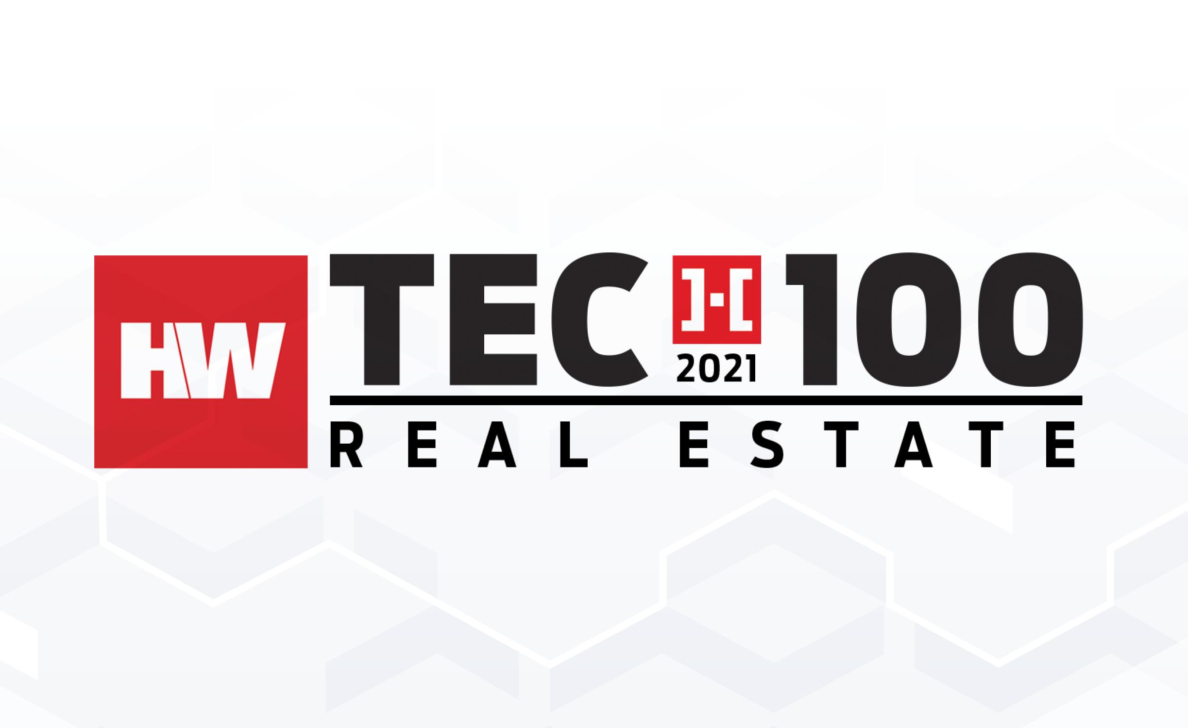 HousingWire Tech100 Logo