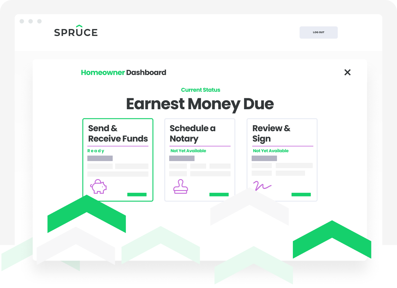 Product image of Spruce Homeowner Dashboard