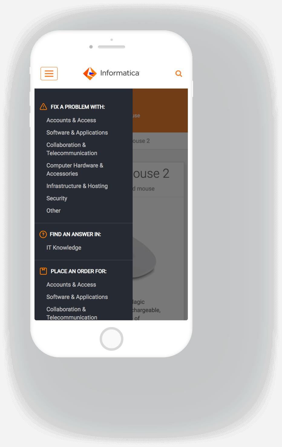 Phone UI 3