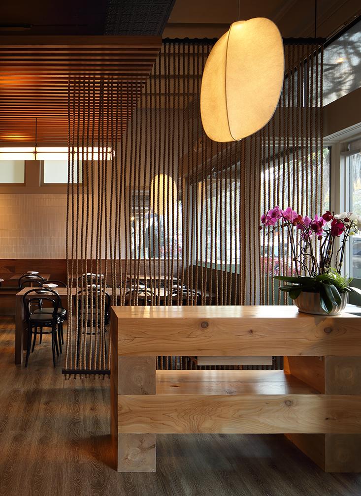 Nomica restaurant designer