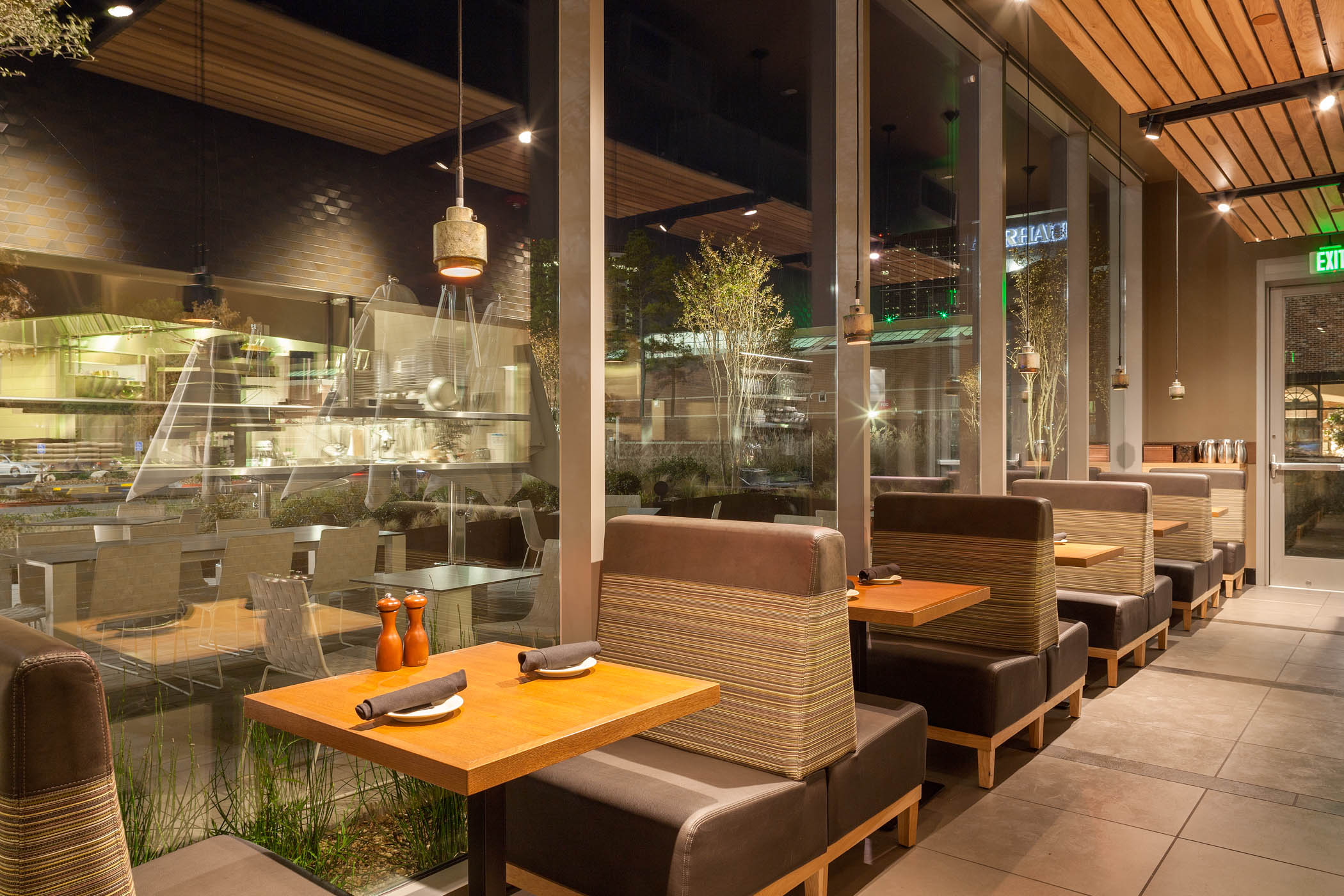 Bazille at Nordstrom Restaurant decor ideas