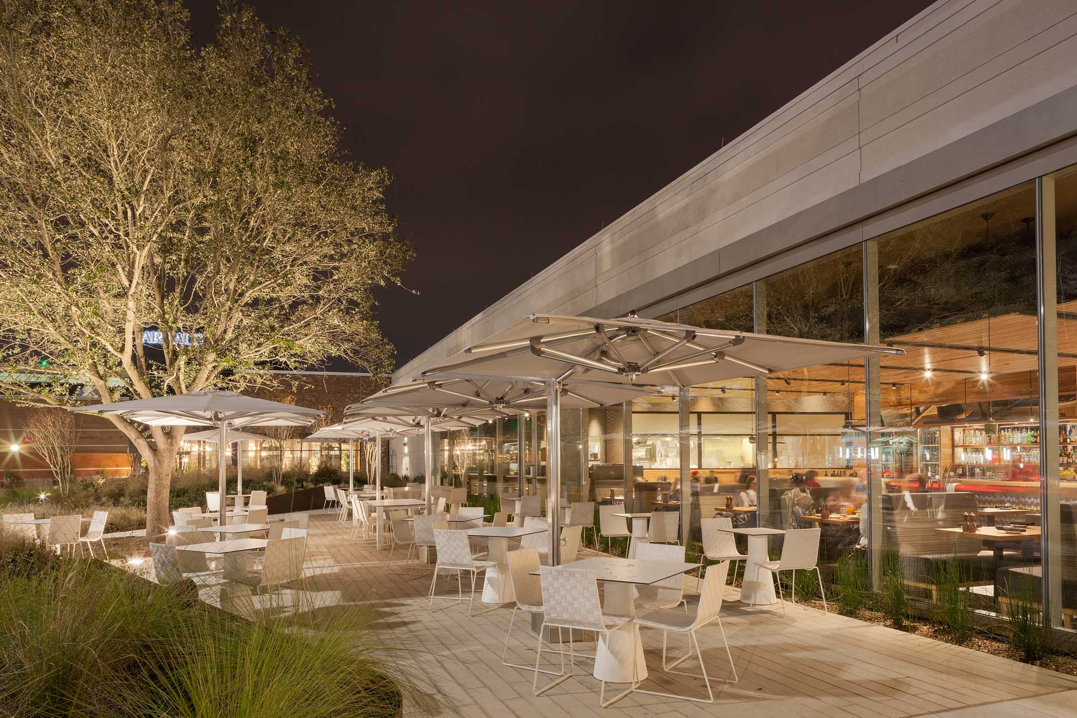 Bazille at Nordstrom Restaurant architect