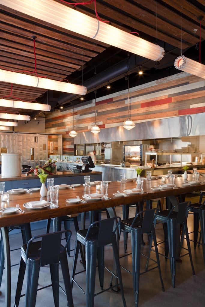 Mid Atlantic restaurant designer