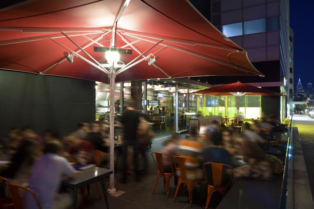 Mid Atlantic restaurant architecture