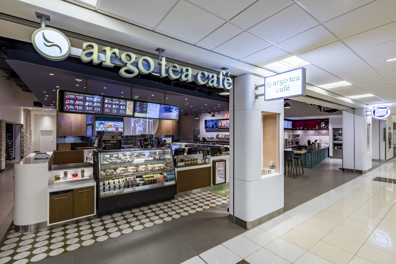 Foodcourt at ATL restaurant designer