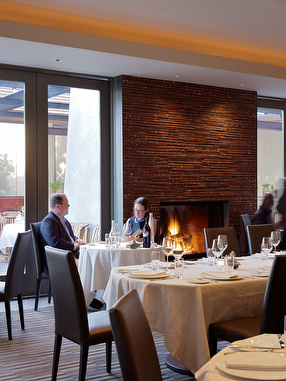 La Toque restaurant design ideas