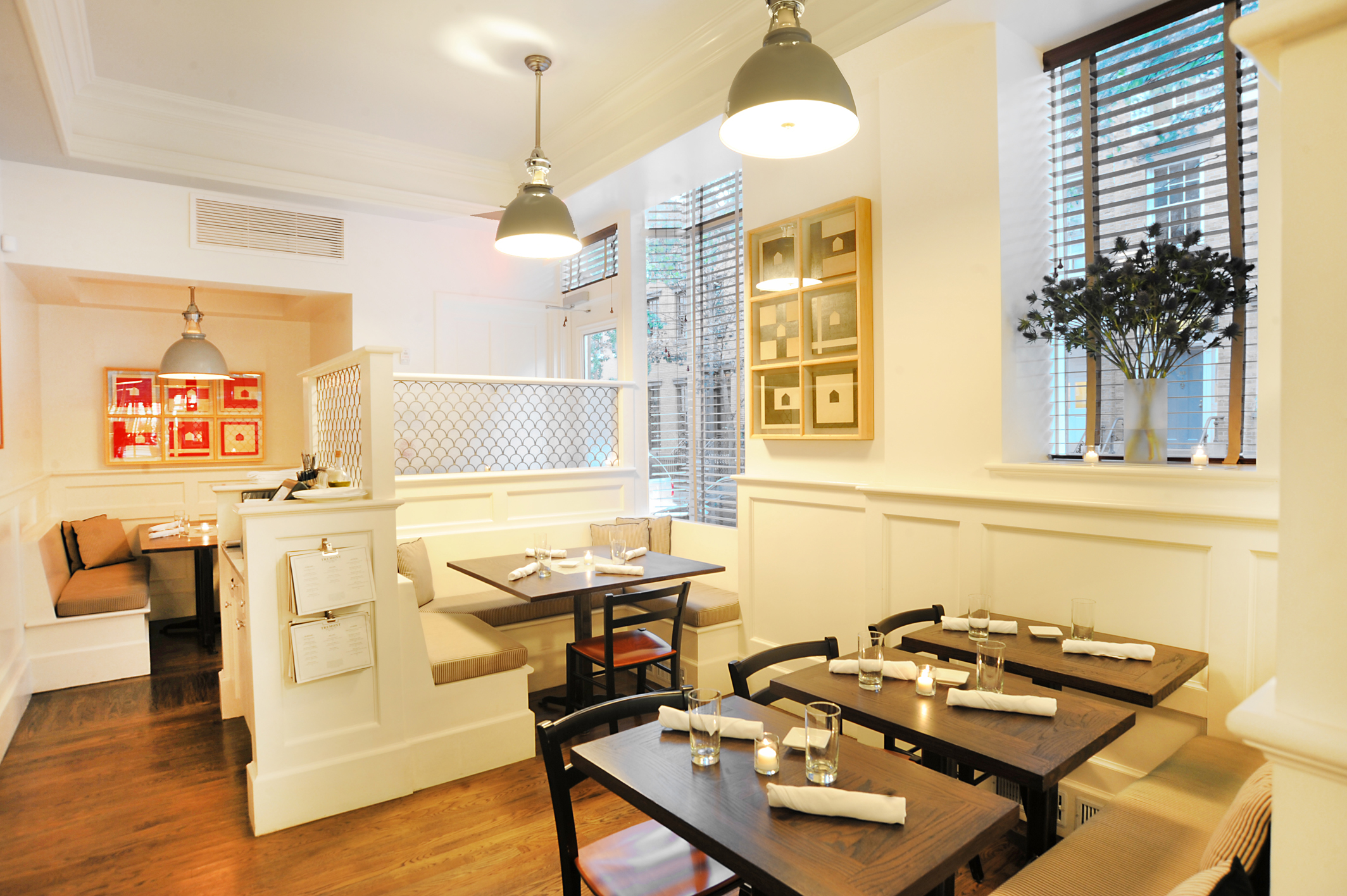 Tremont restaurant home decor