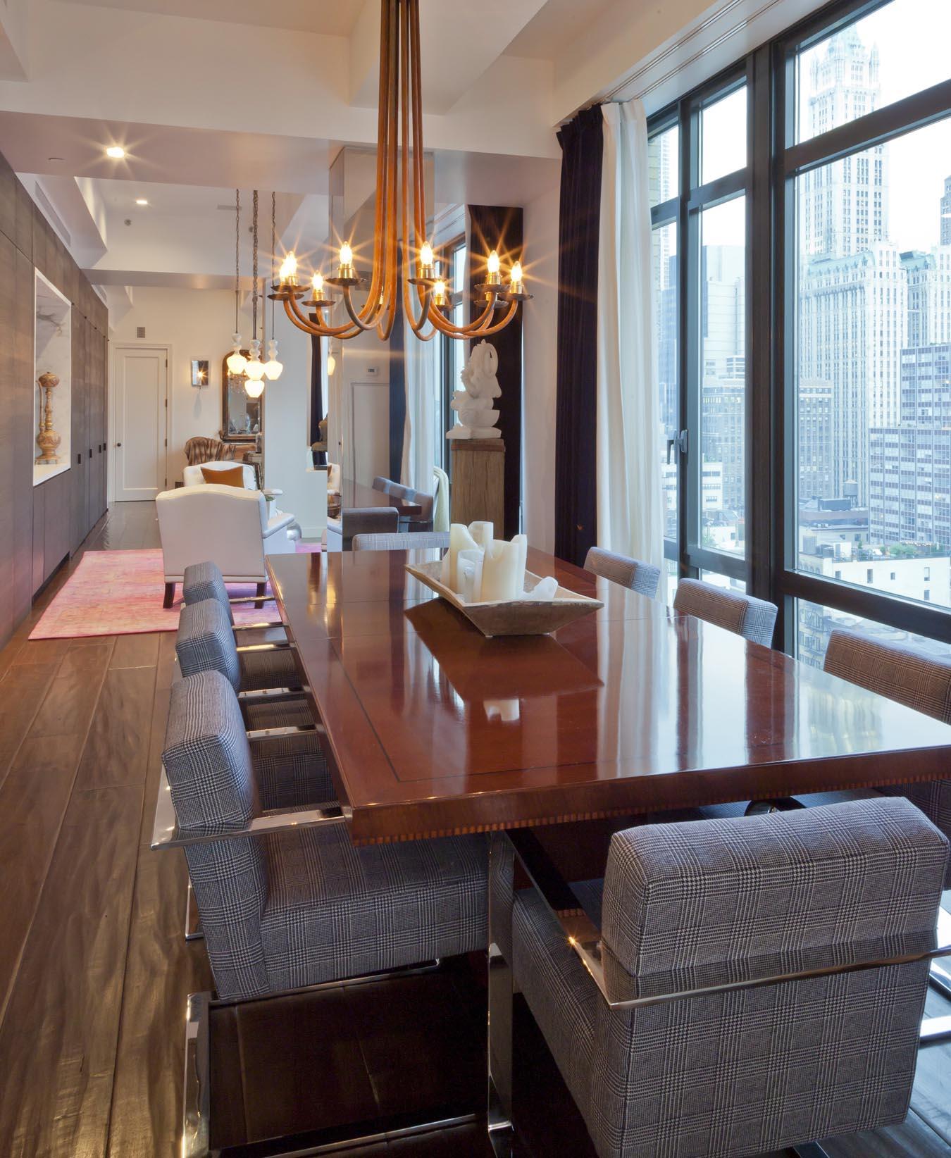 Tribeca Loft San Francisco home office design