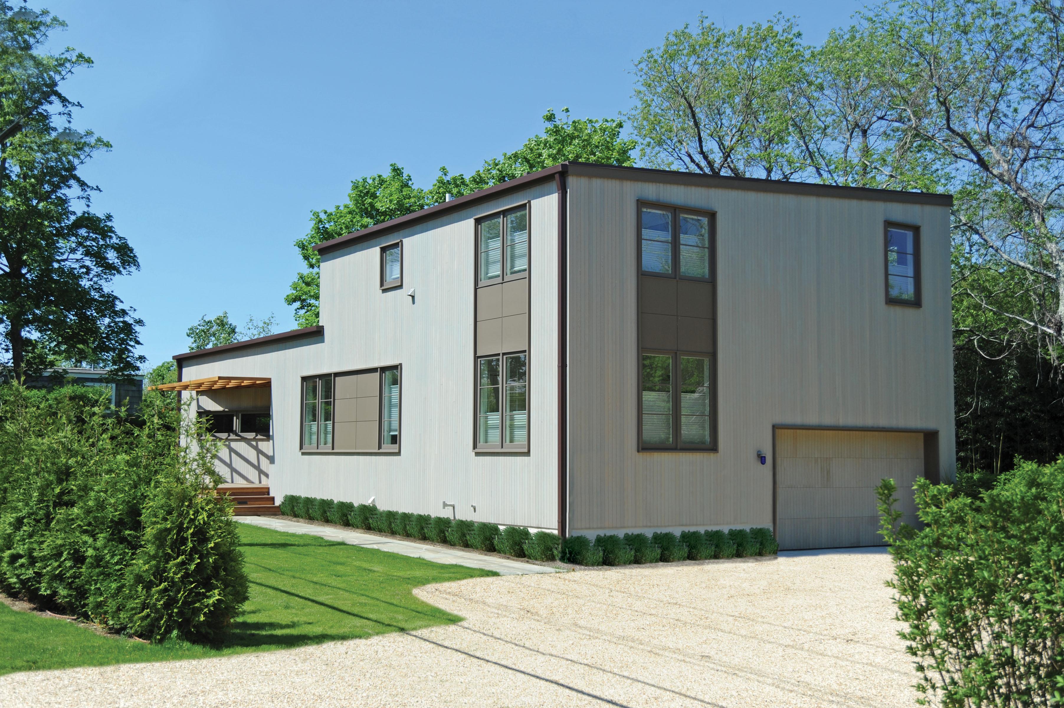 HayGround Residence urban house