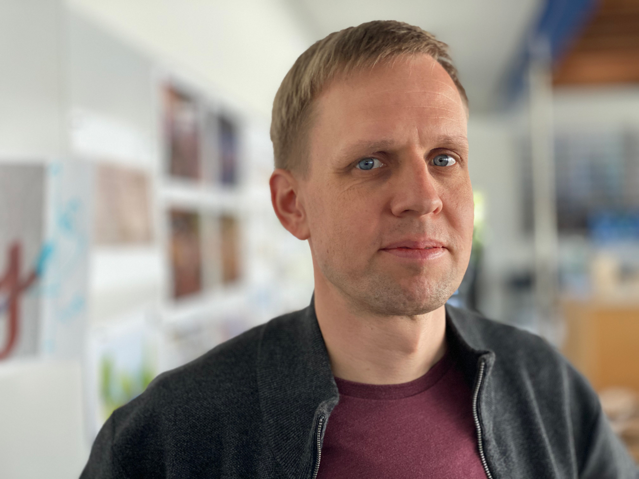 Björn Steudte-Senior Associate, Project Architect 1