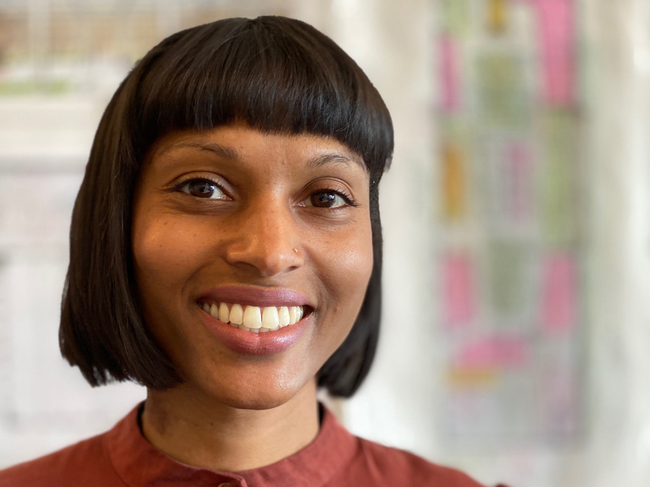 Trina White-Studio Manager, NY 1