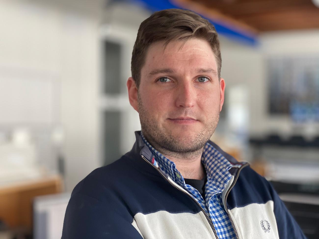 Jacob Augunas, Assoc. AIA-Senior Designer, Technology Lead 1