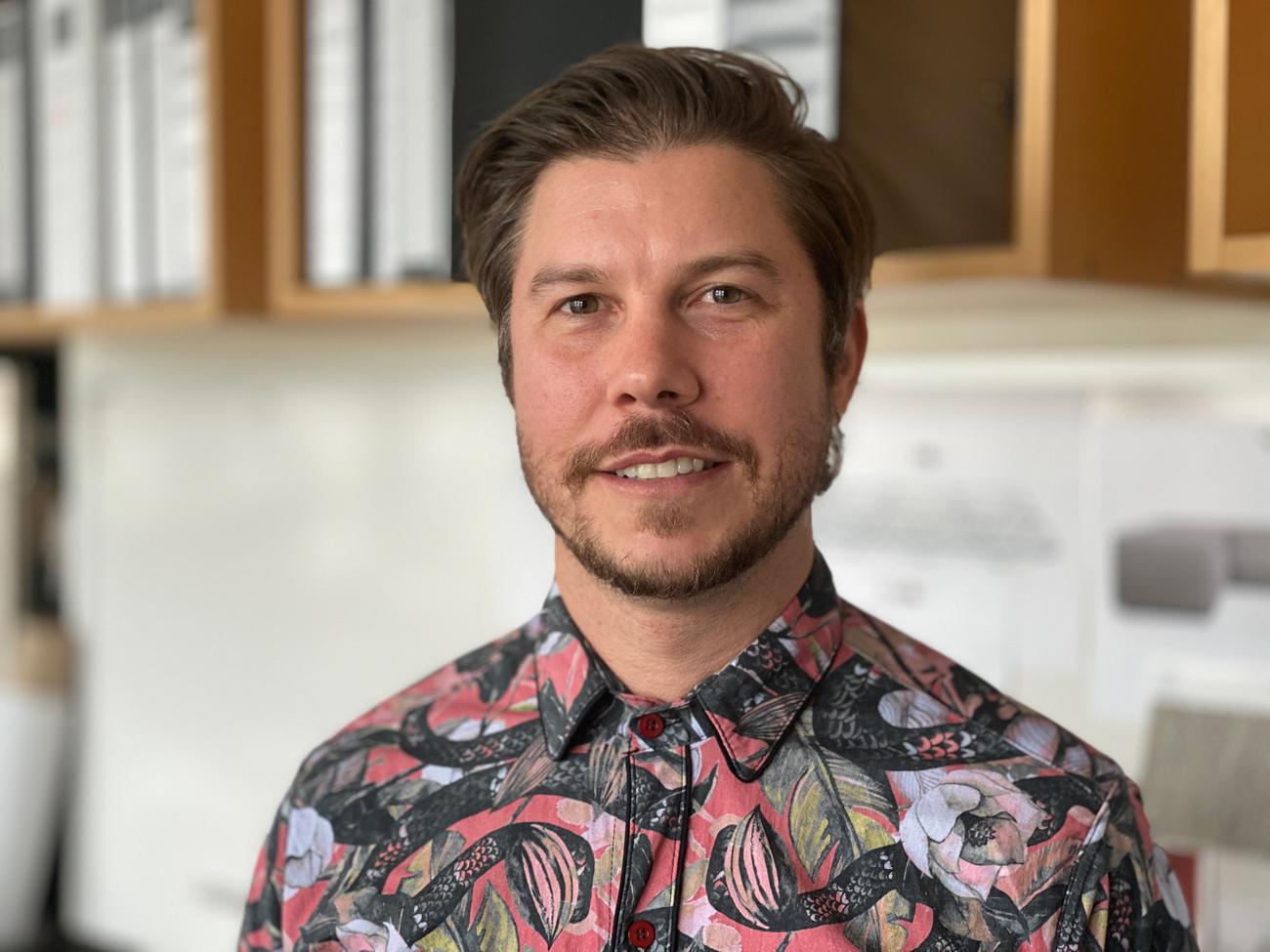 Nathan Reed-Senior Associate, Interior Designer 1