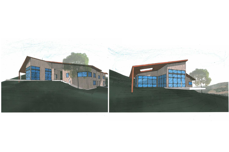 Mount Veeder Residence