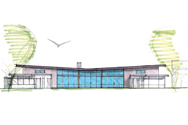 Wing House decor ideas