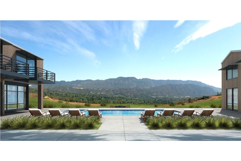 Ojai Residence design