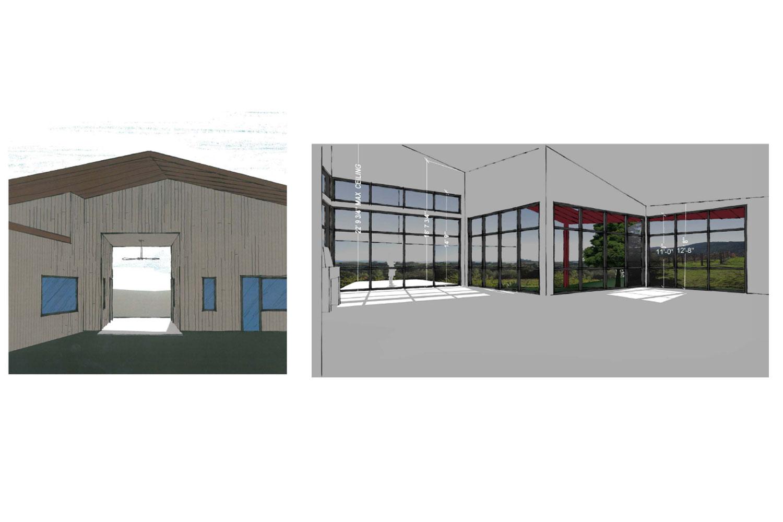 Mount Veeder Residence design