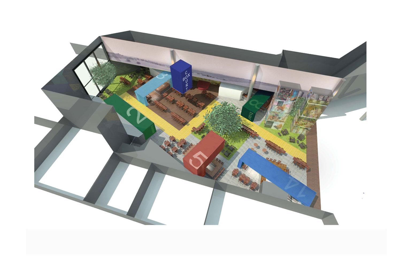 Boxcourt design ideas