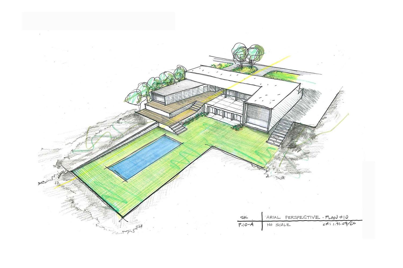 Montauk House design