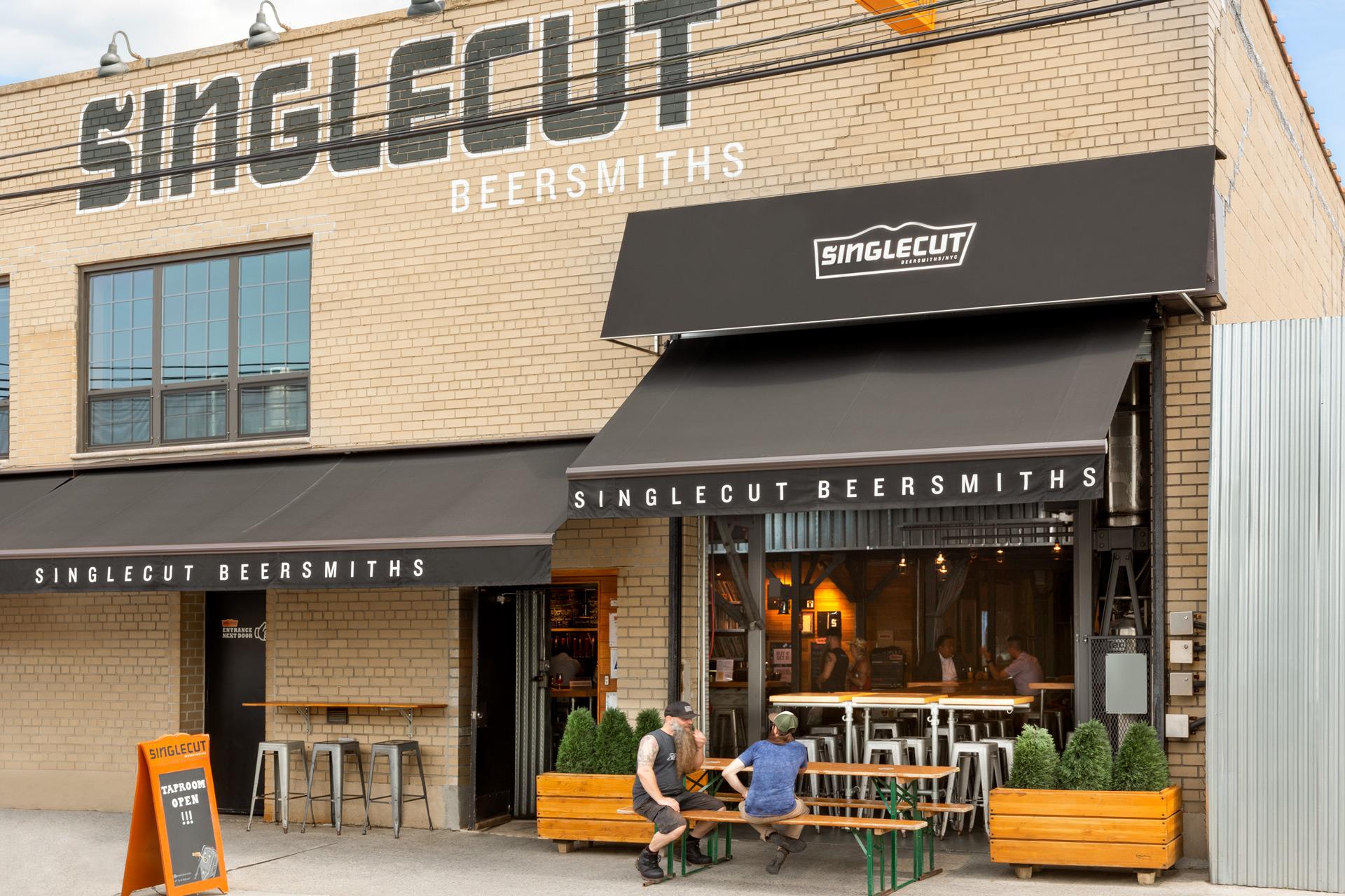 Singlecut Beersmiths restaurant designer