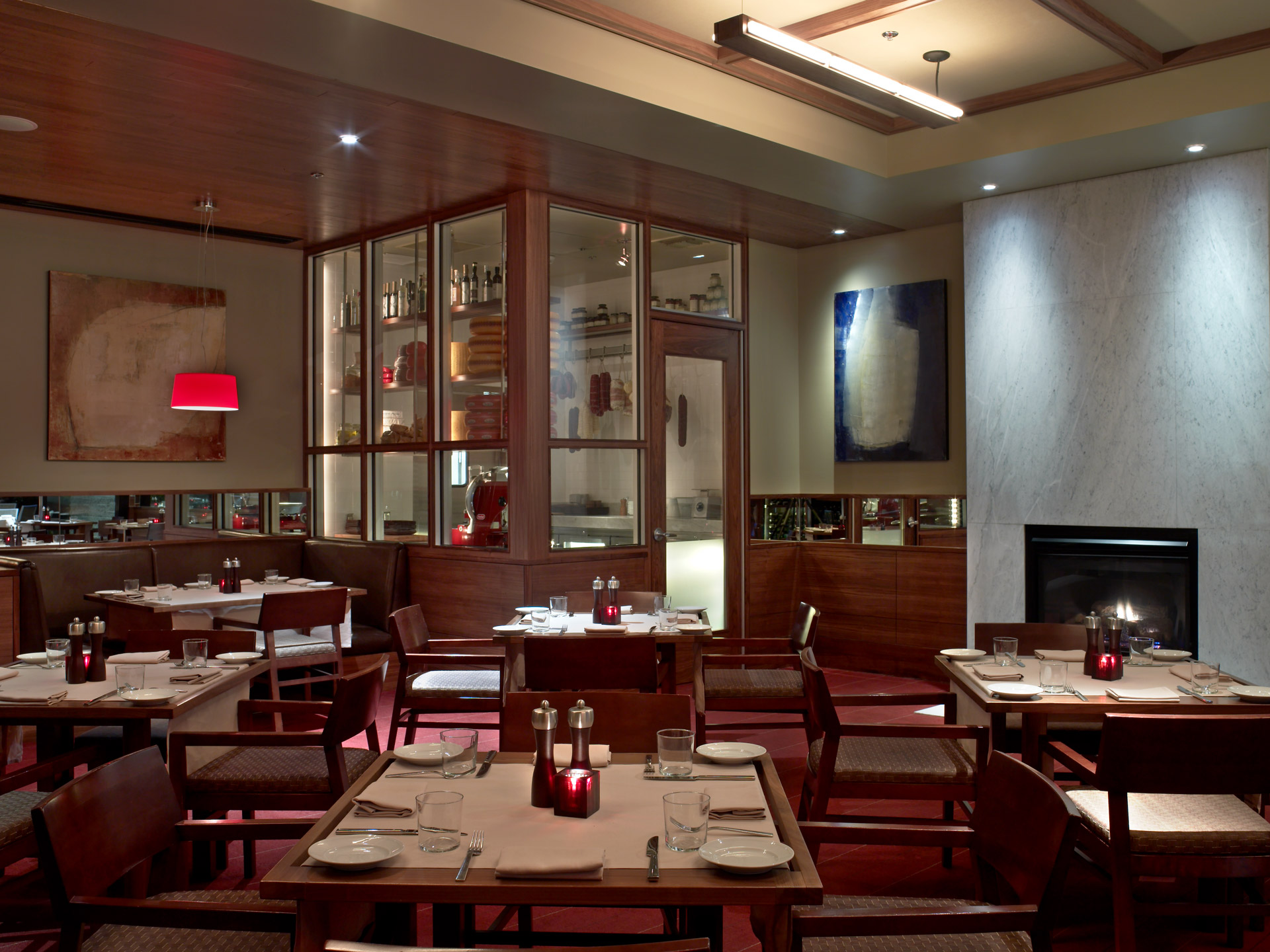 Alto at Gainey Ranch restaurant design