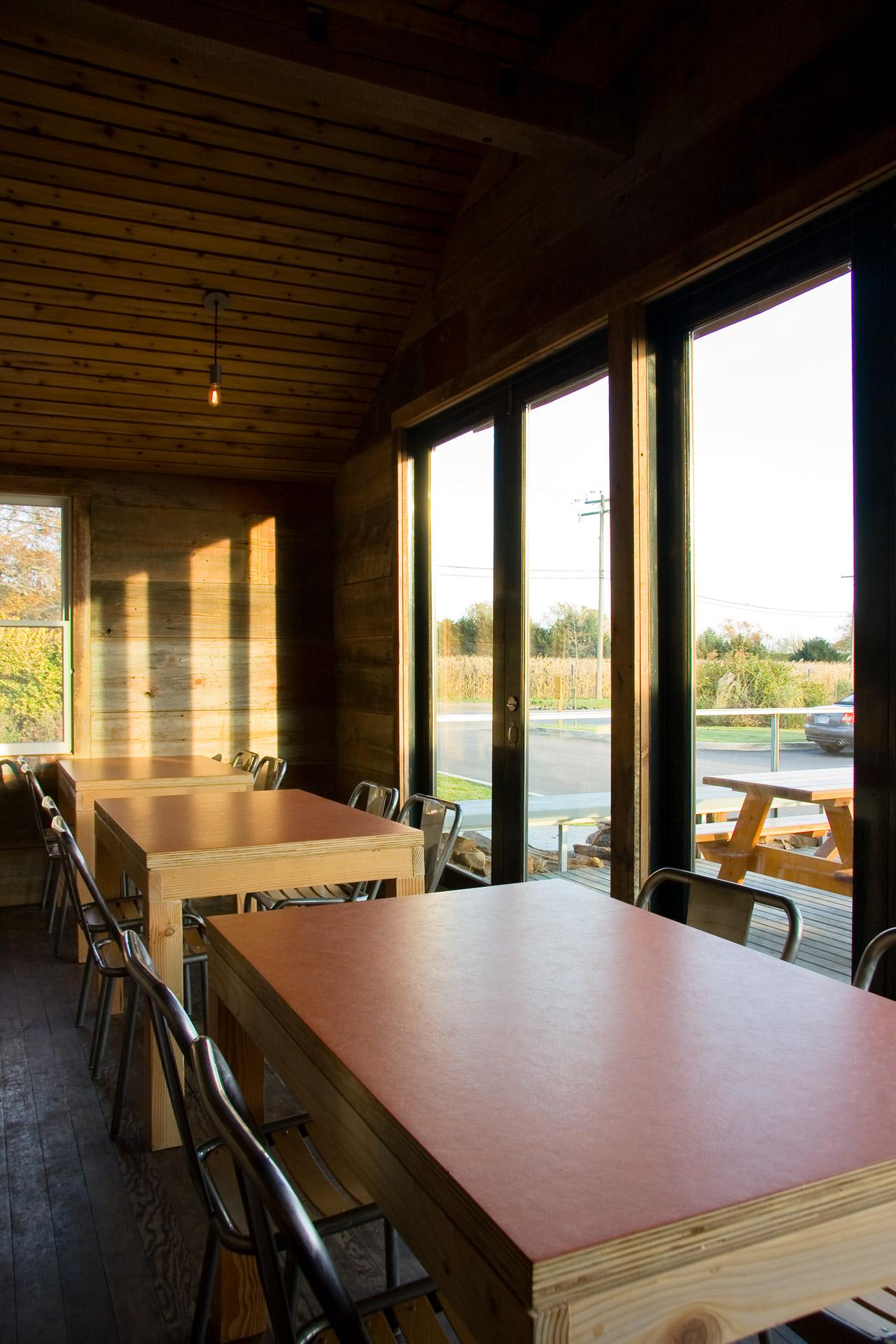 Townline BBQ restaurant luxury design