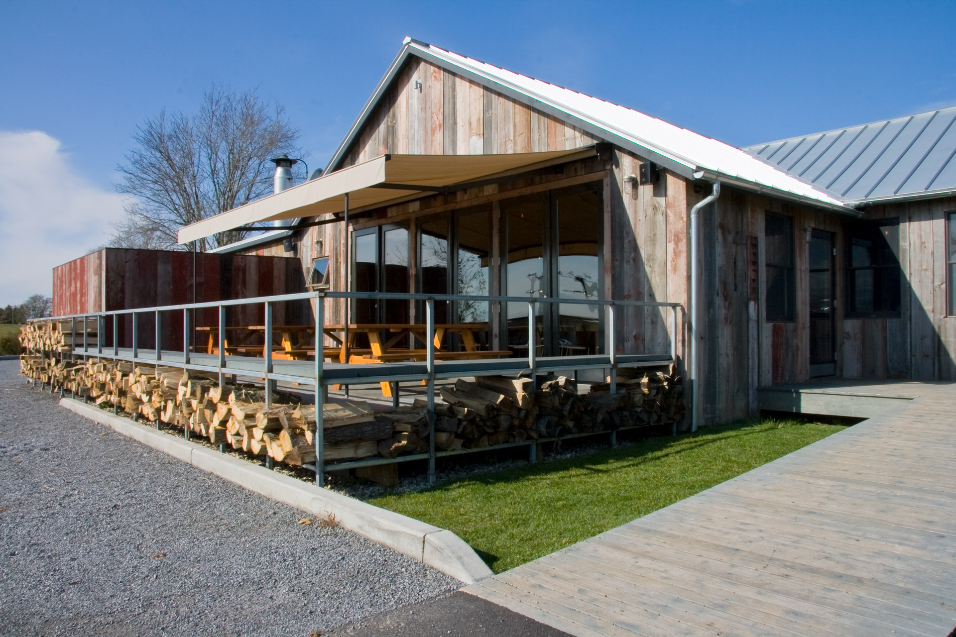 Townline BBQ restaurant design ideas
