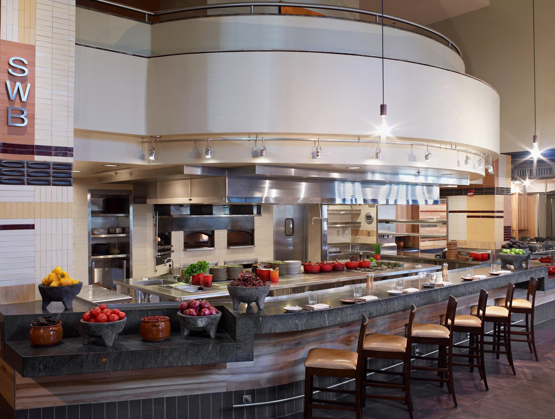 SWB at Gainey Ranch restaurant best designer