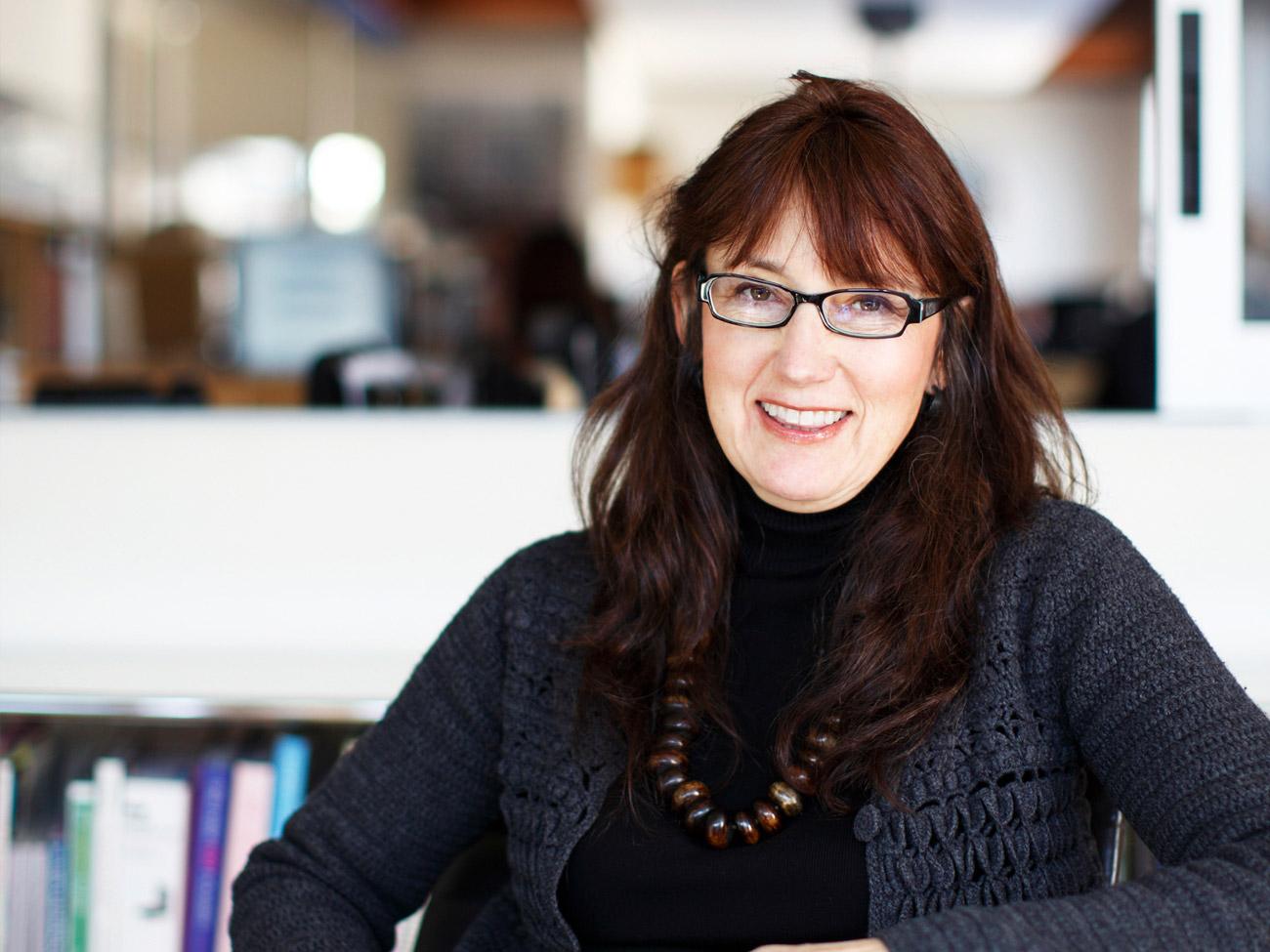 Barbara Turpin-Vickroy, IIDA-Partner, Interior Design Director