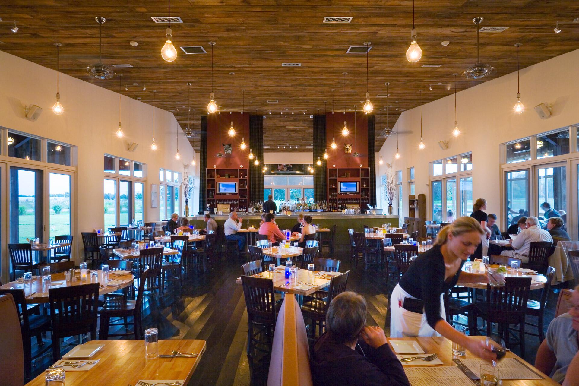 Firefly Grill restaurant home design