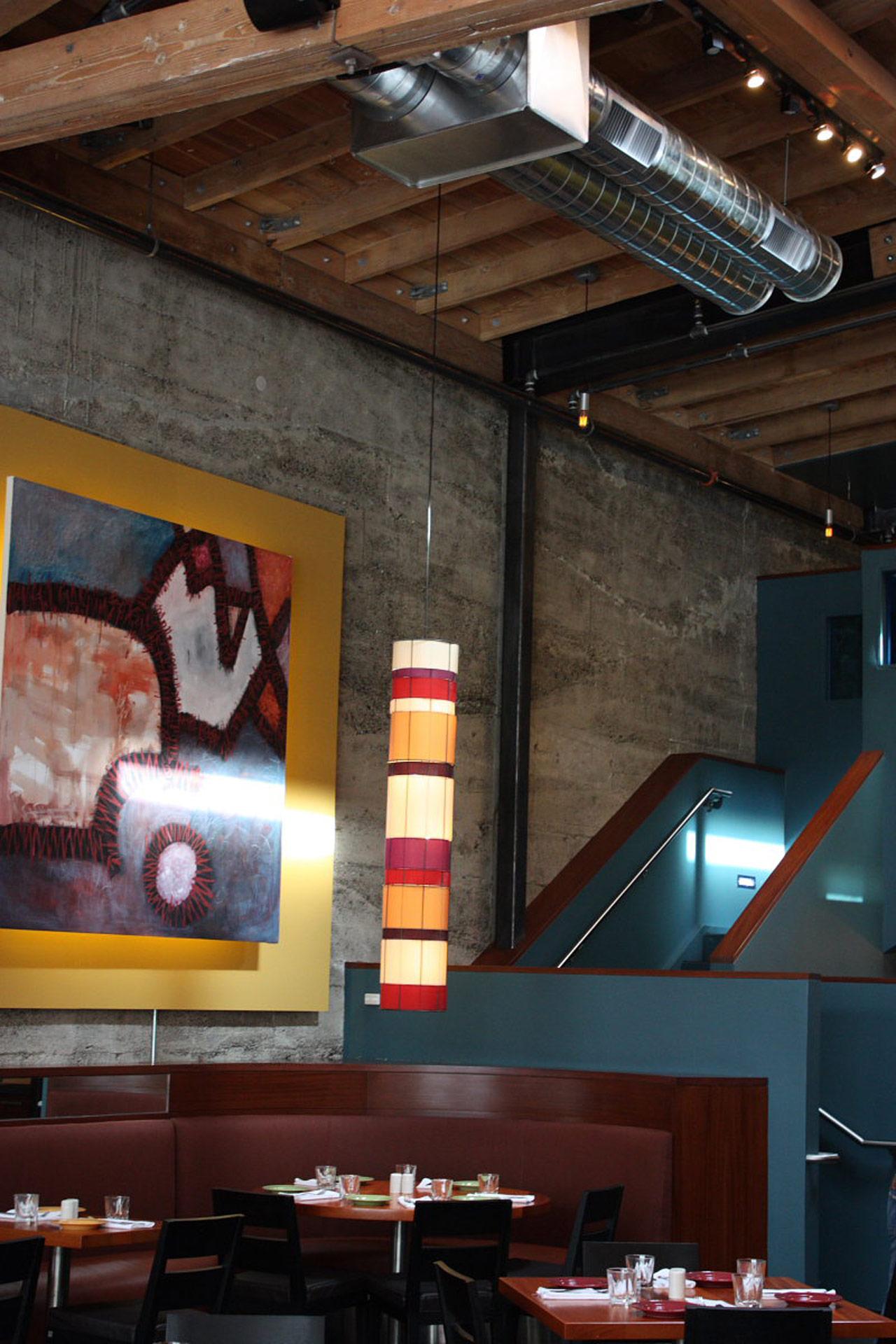 Reposado restaurant home design