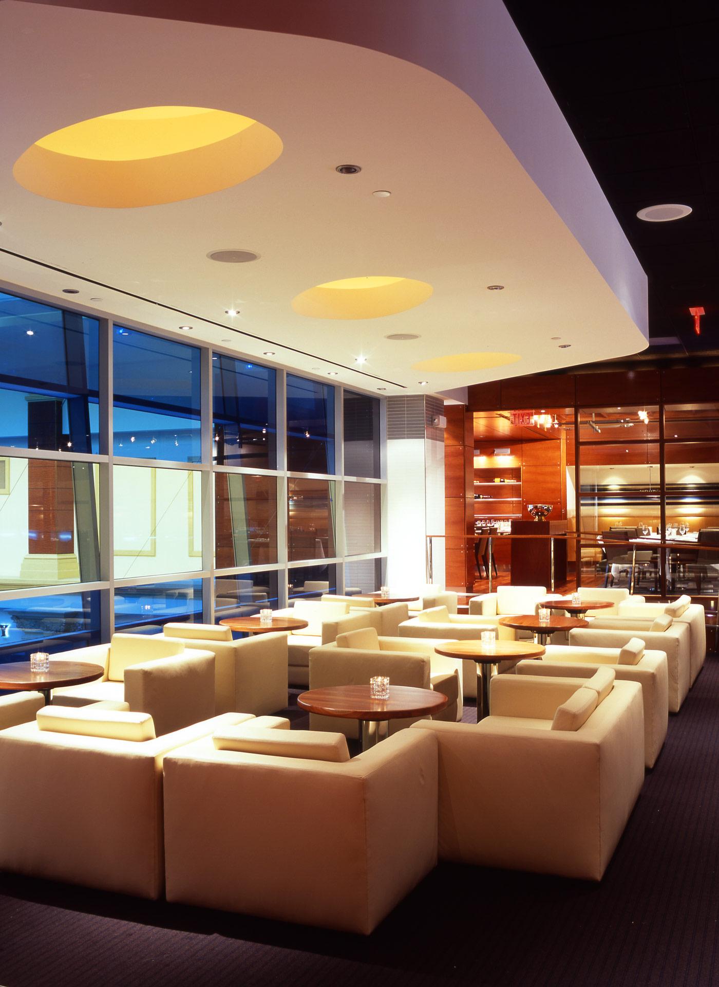 RM Seafood restaurant best designer