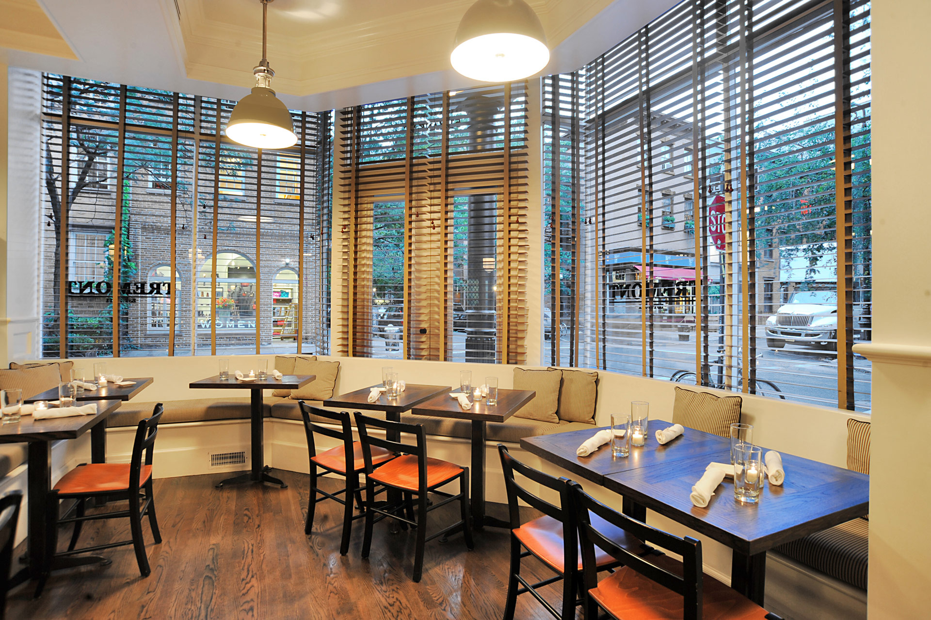 Tremont restaurant