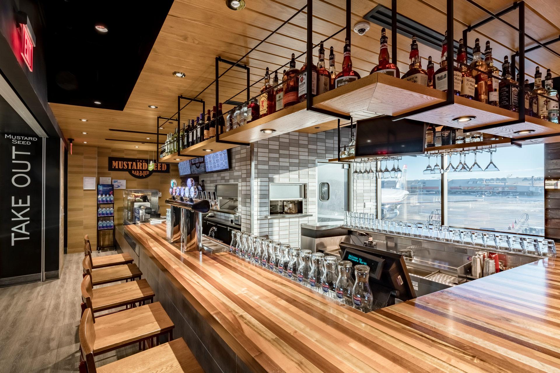 Mustard Seed restaurant design