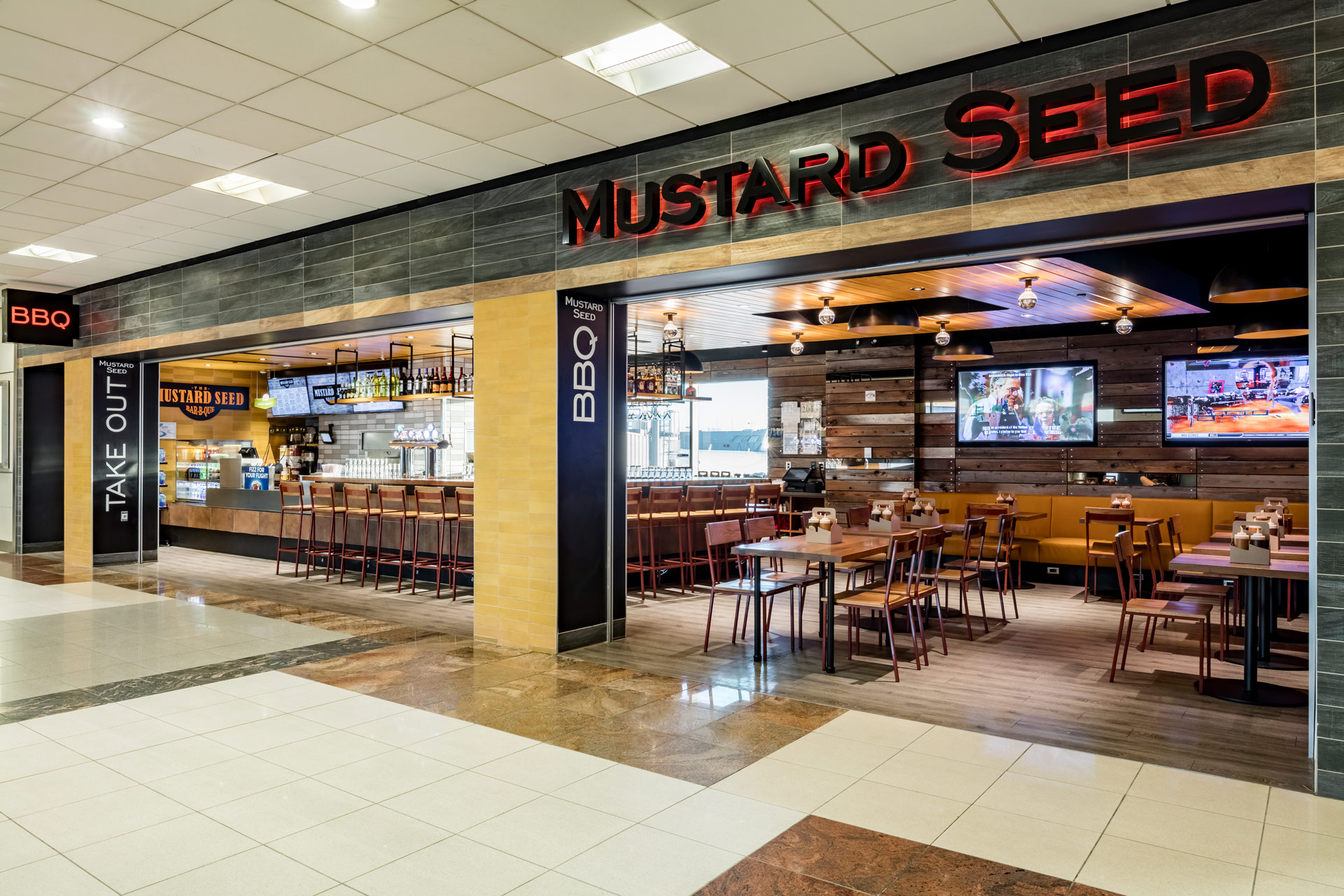 Mustard Seed restaurant design ideas