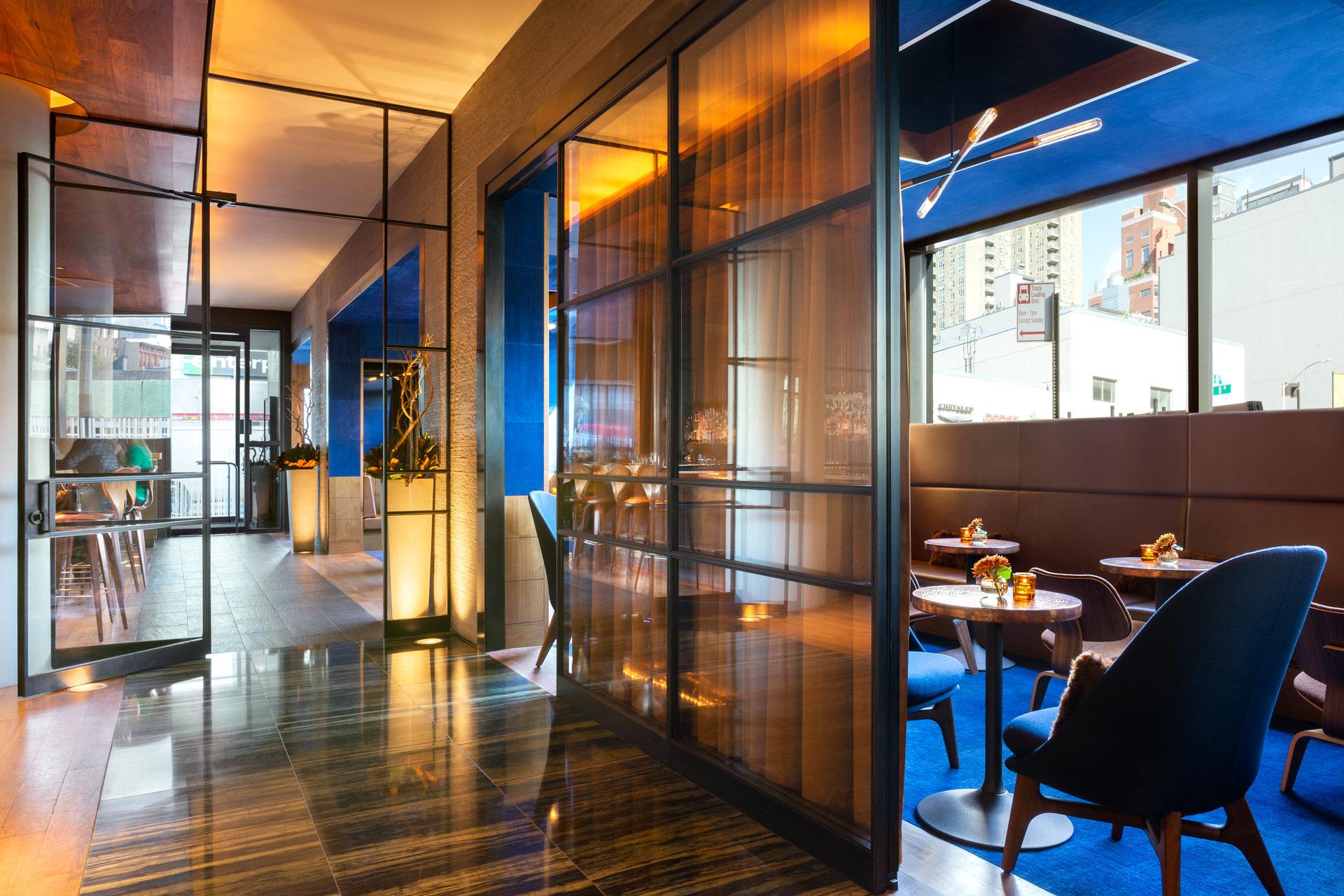 Print Lounge restaurant