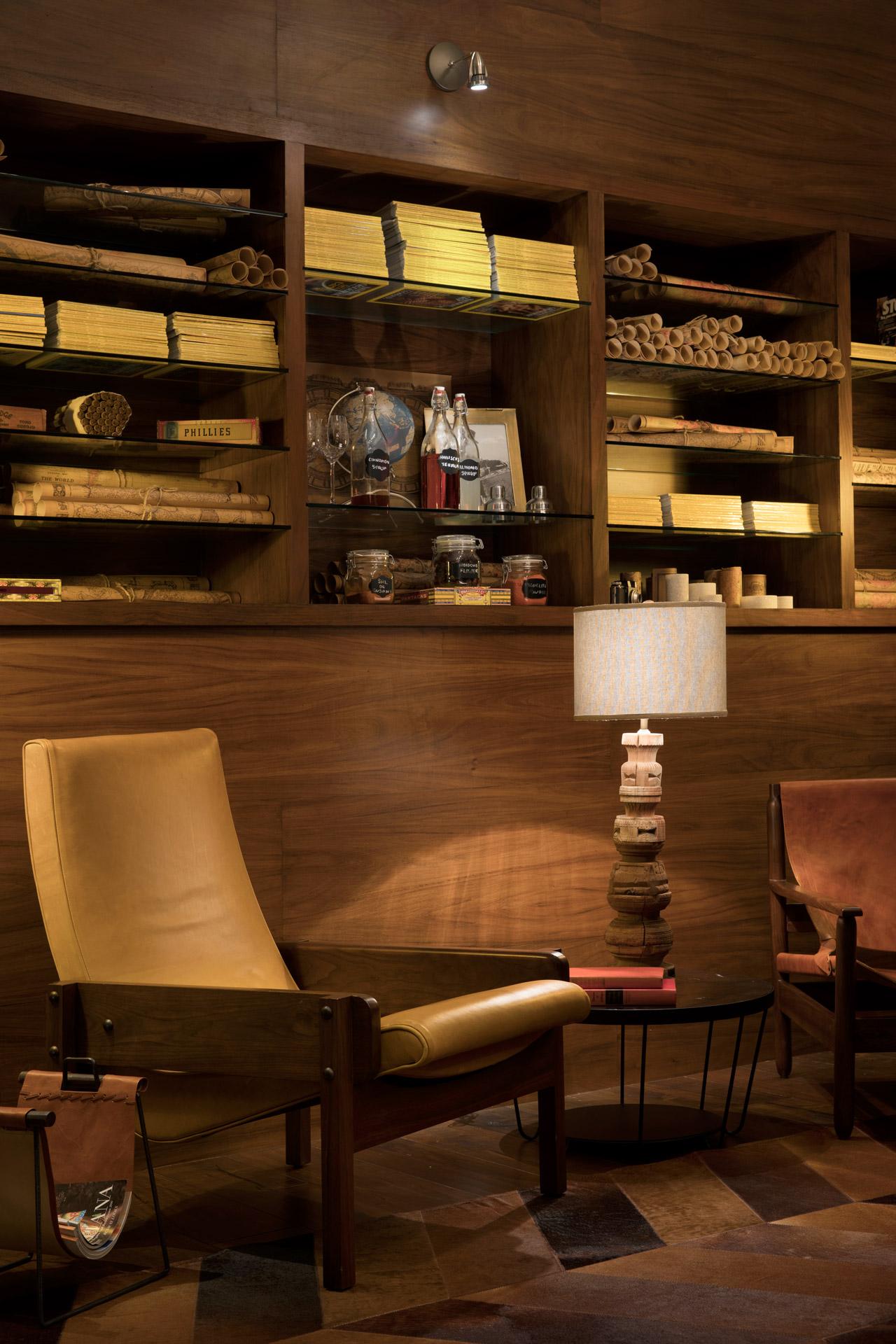 Casa Amate restaurant decor ideas