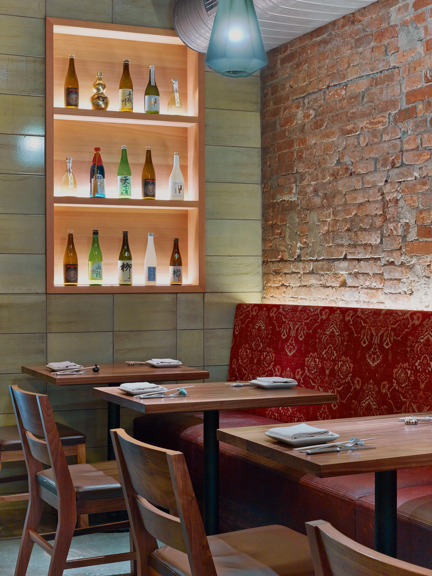 O Ya restaurant home design