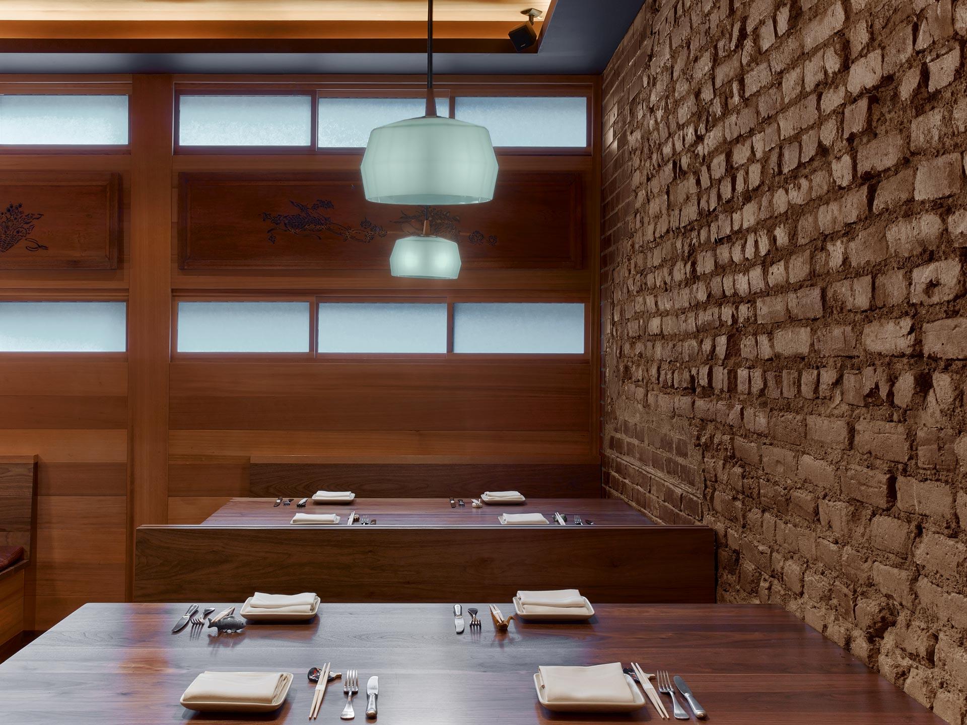 O Ya restaurant modern designer
