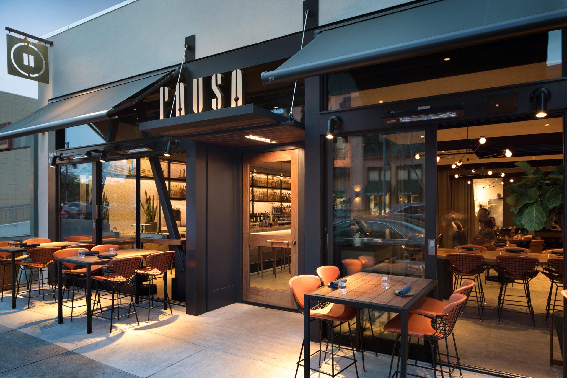 Pausa Bar & Cookery restaurant