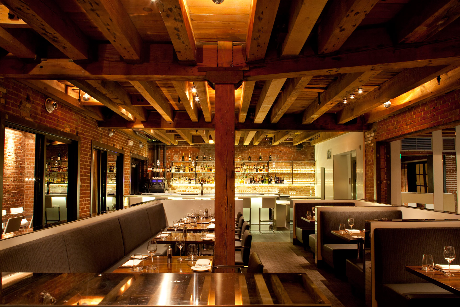 Twenty Five Lusk restaurant home decor