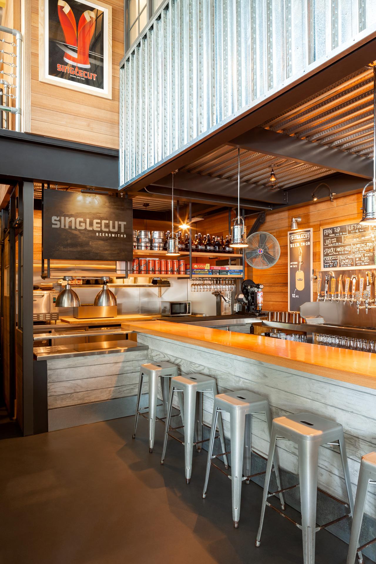 Singlecut Beersmiths restaurant