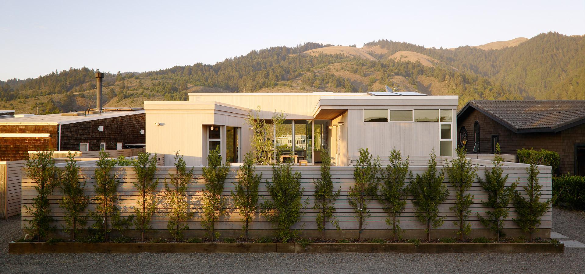 attractive seadrift-residence