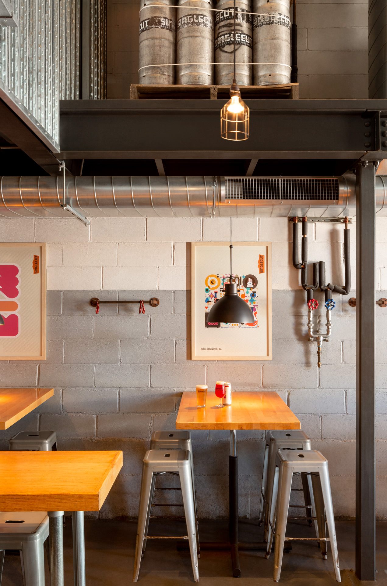 Singlecut Beersmiths restaurant designer near me