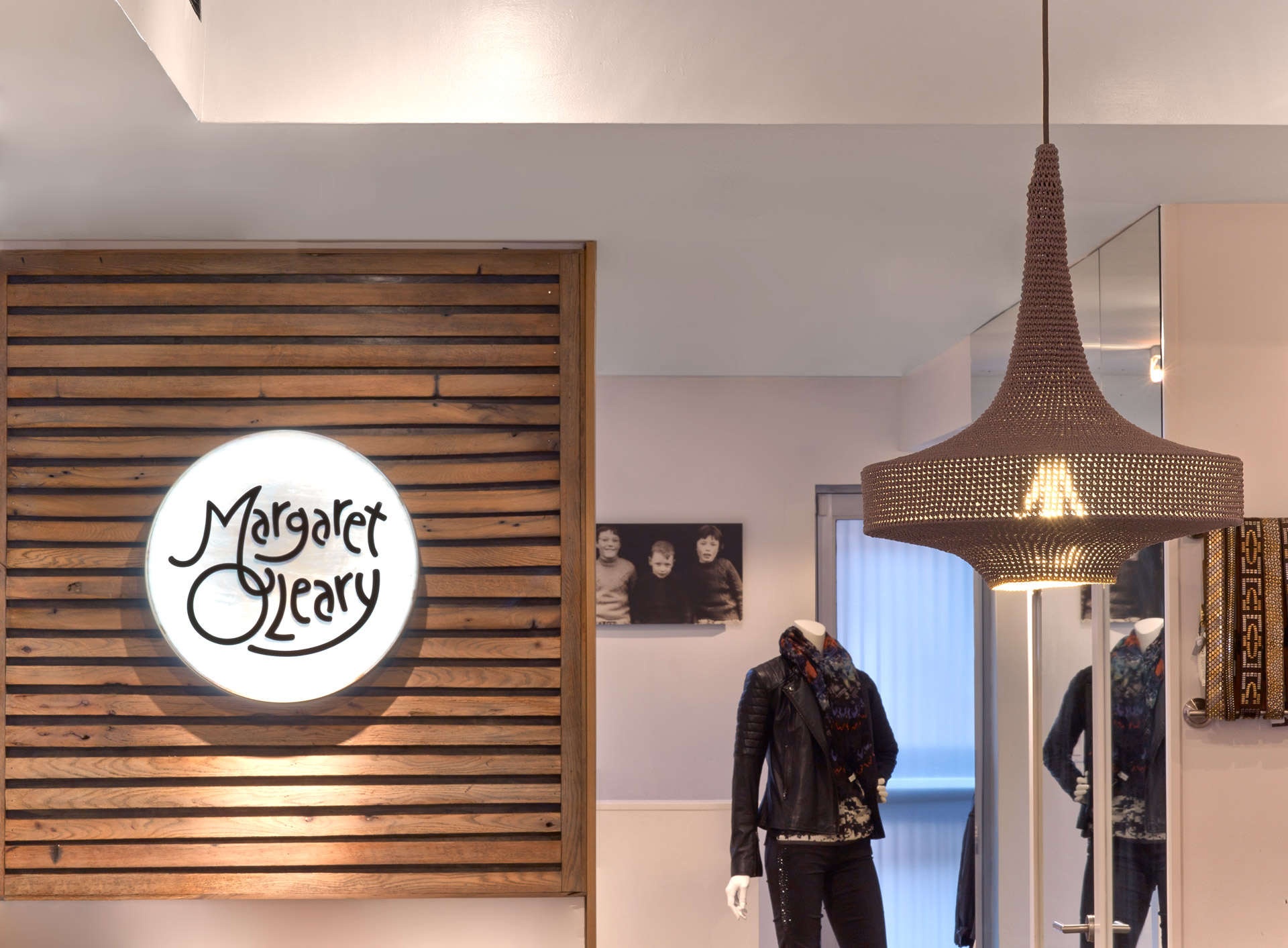 Margaret O'Leary retail store design