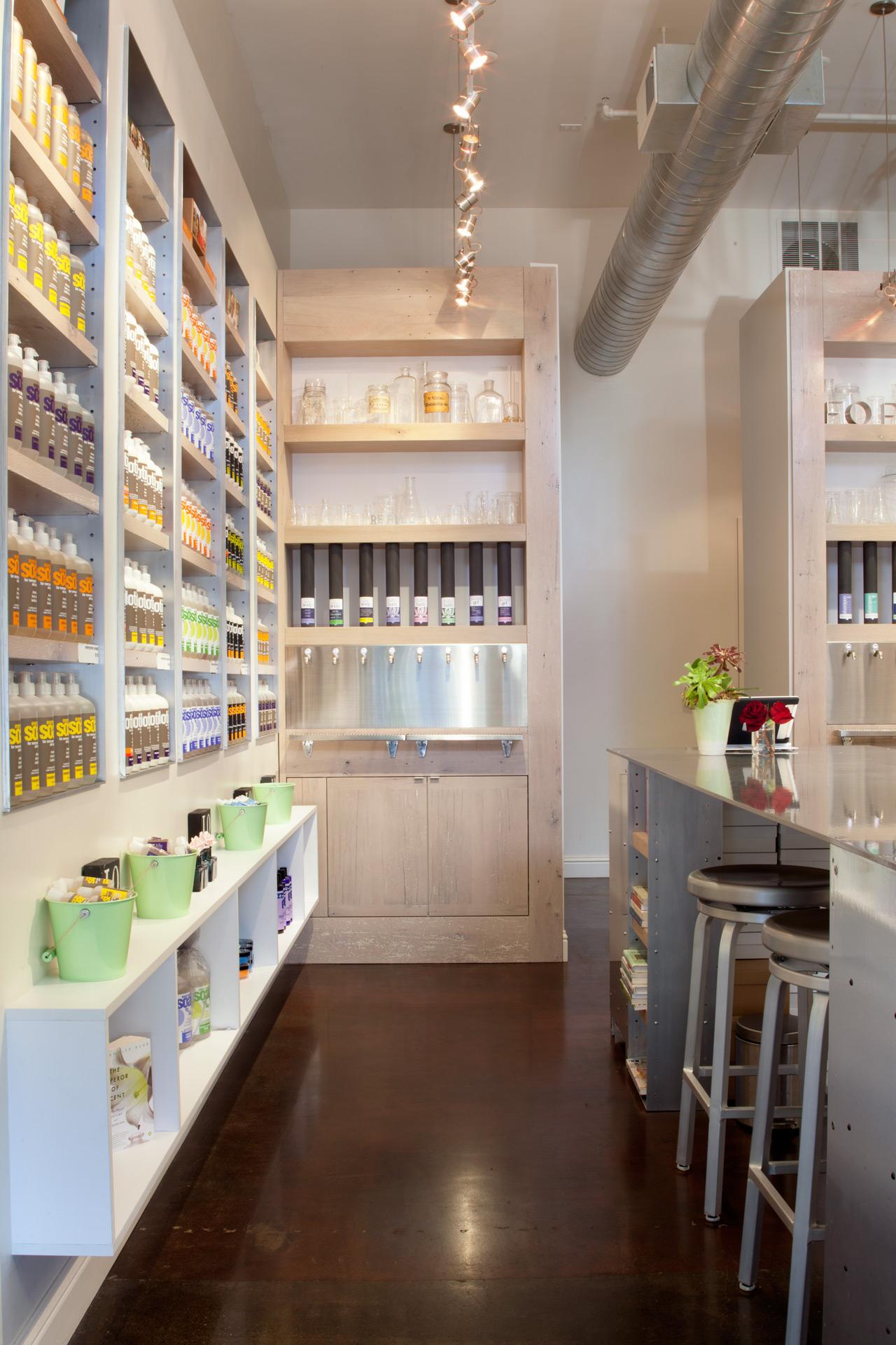 EO Exchange retail store design ideas