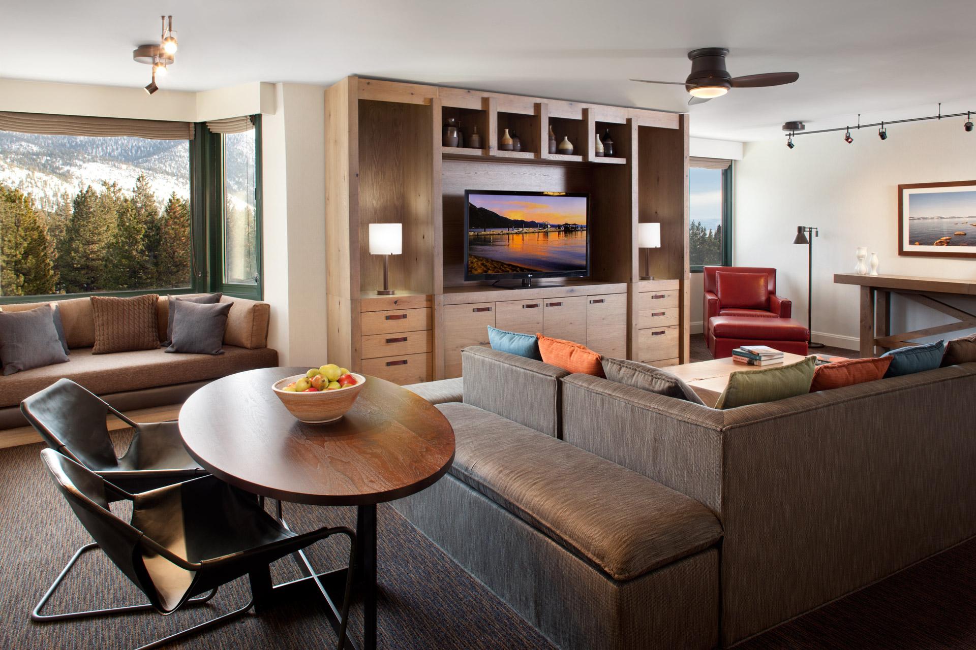 Hyatt Lake Tahoe Guestrooms home decor