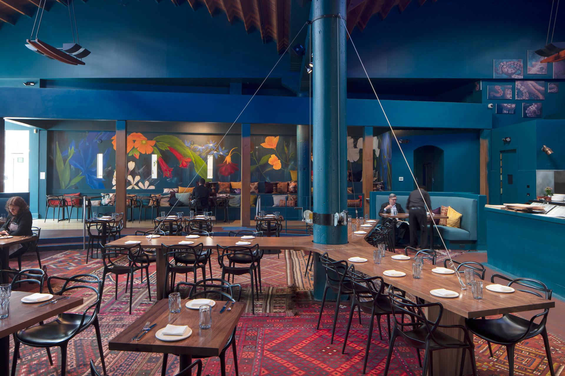 Palette Folsom restaurant